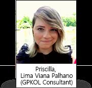 Priscilla§§ Lima Viana Palhano GPKOL Consultant