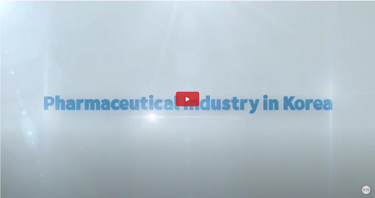 Pharmaceutical Industry in Korea